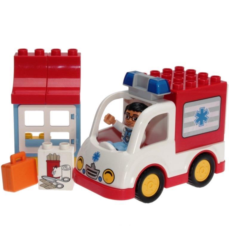 Lego Duplo 10527 Ambulance Decotoys