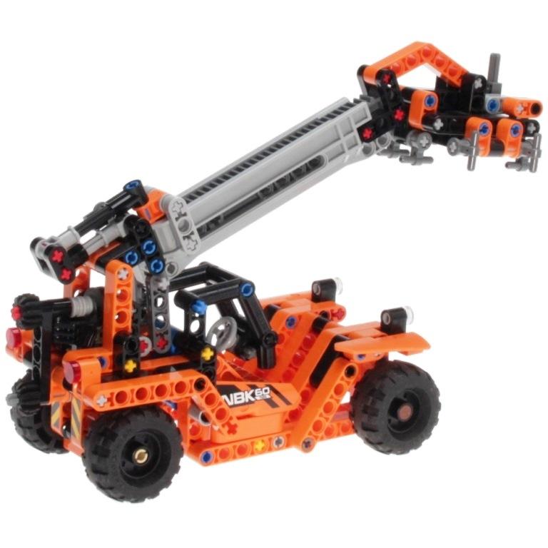 42062 Lego Transport Technic Decotoys Container wkiXuTOPZ