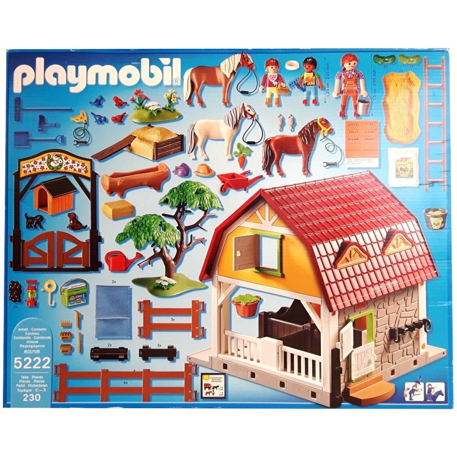 Playmobil Bauernhof Reiterhof Ersatzteil  Verbinder kurz braun aus 3120  #O537