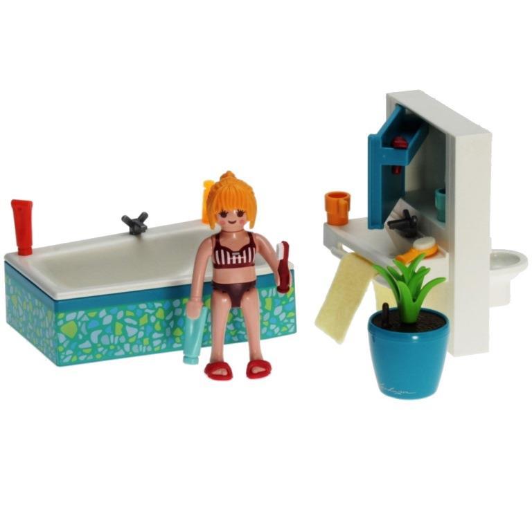 Playmobil - 5577 Modernes Badezimmer