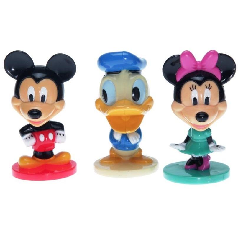 Walt Disney Kelloggs Wackelkopf Figuren