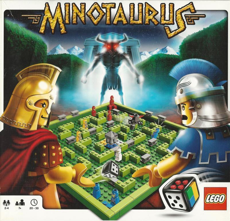 Lego Spiele 3841 Minotaurus Decotoys