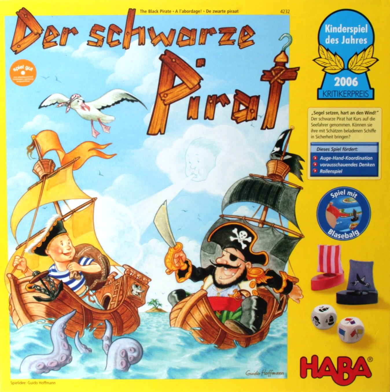 Der Schwarze Pirat Haba