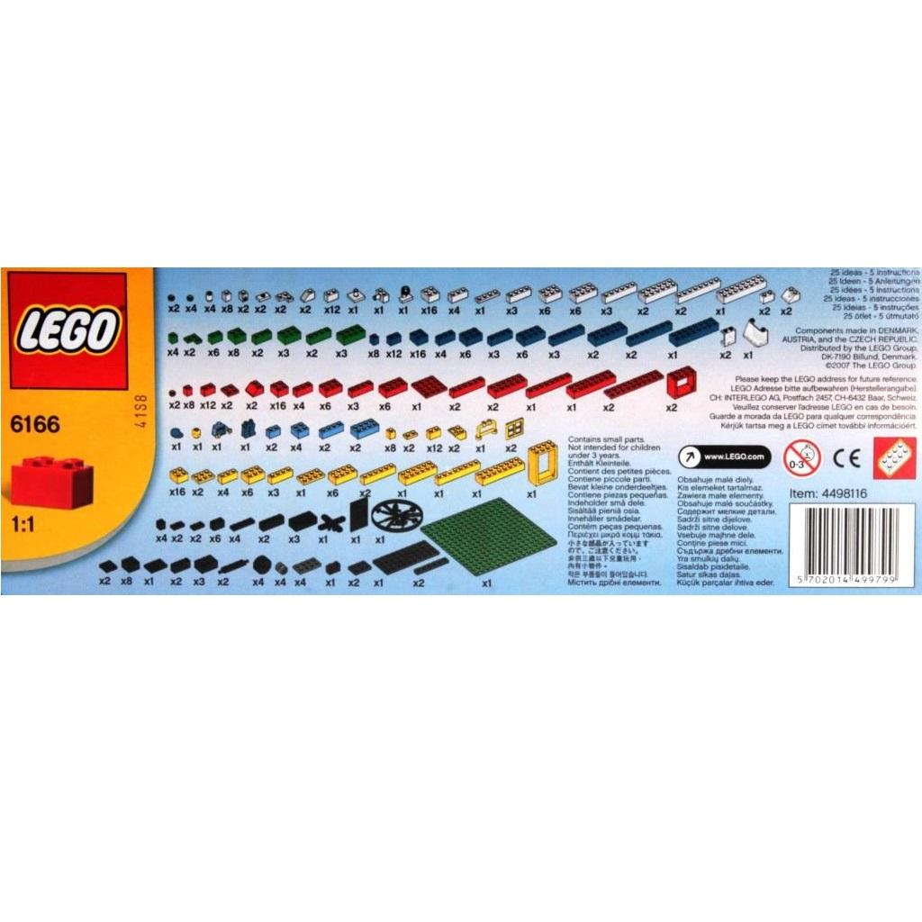 Lego 6166 Large Brick Box Decotoys