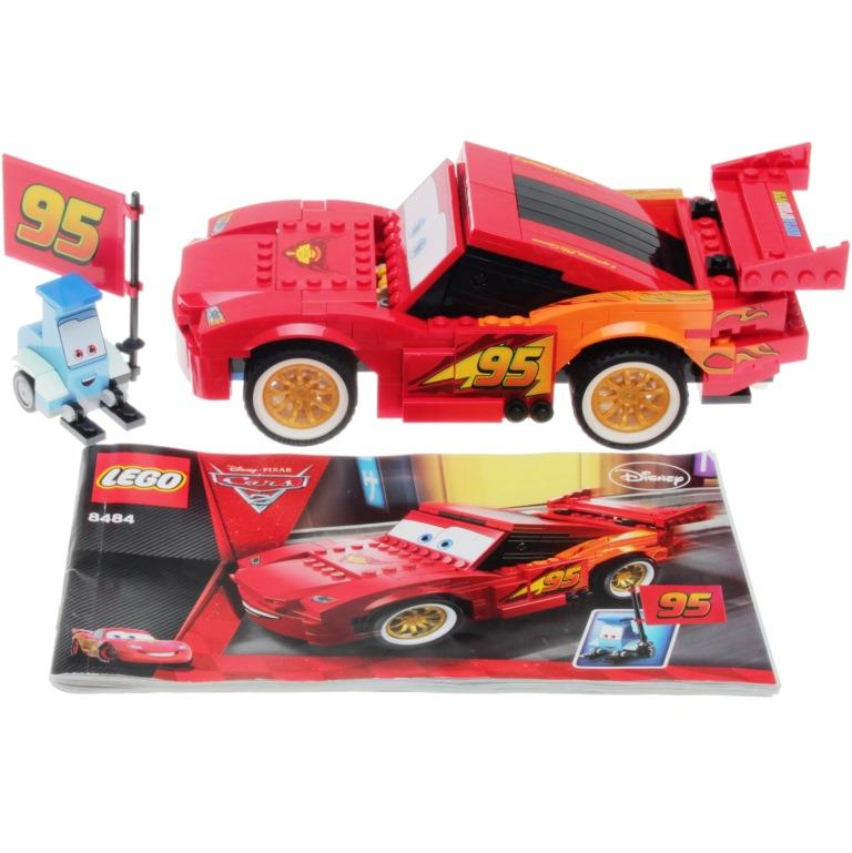 LEGO Cars 8484 - Ultimate Build Lightning McQueen - DECOTOYS