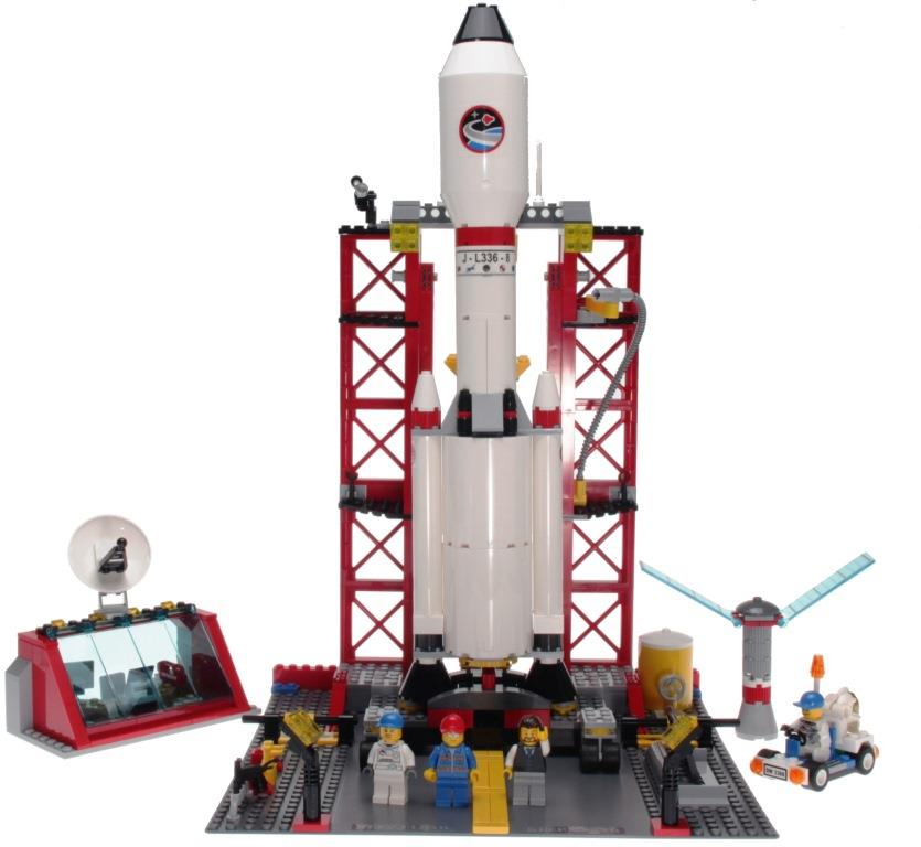 LEGO City 3368 - Raketenstation - DECOTOYS