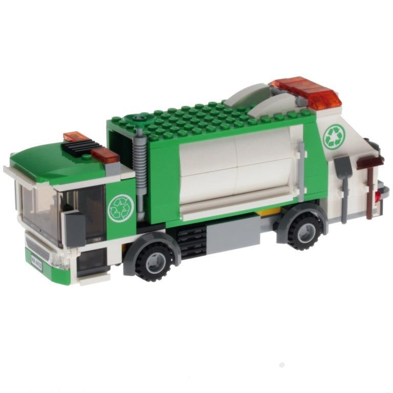 LEGO City 4432 - Müllabfuhr - DECOTOYS