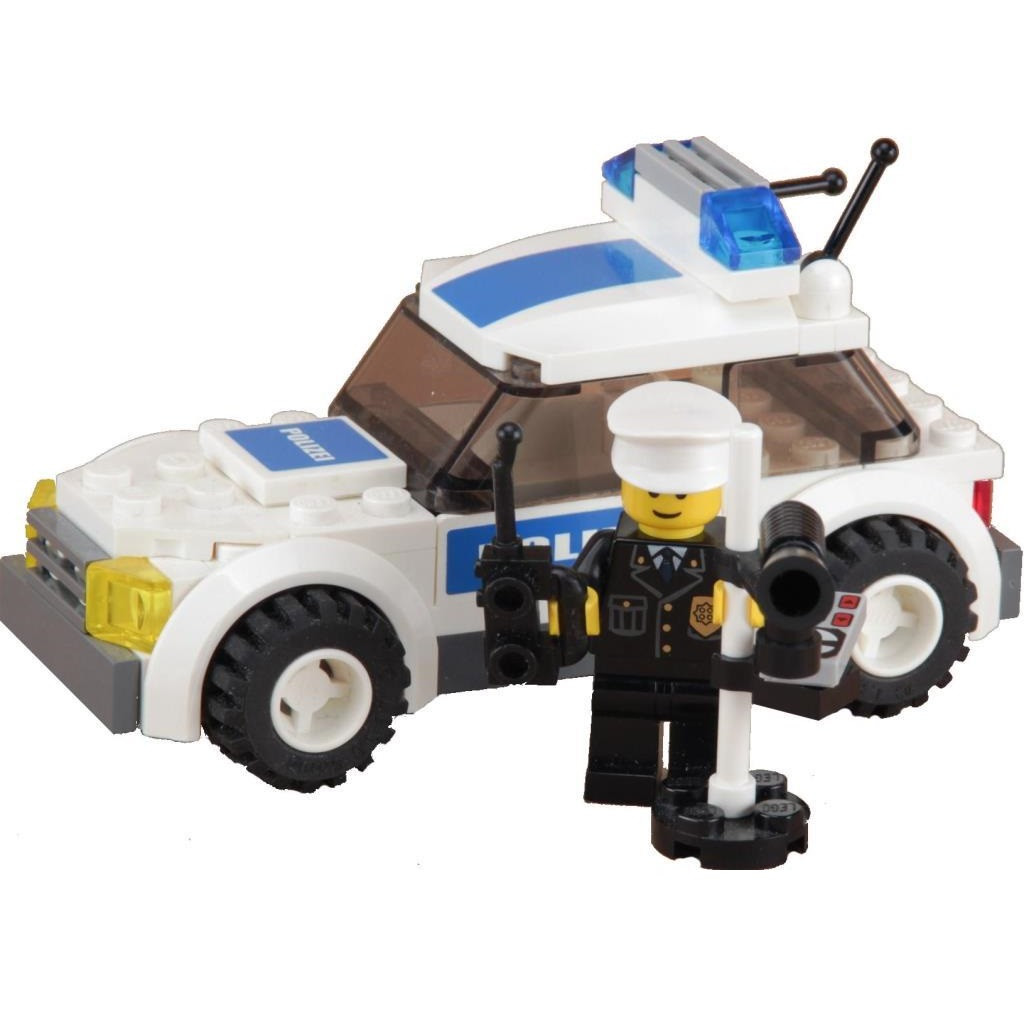 Lego City 7236 Police Car Decotoys
