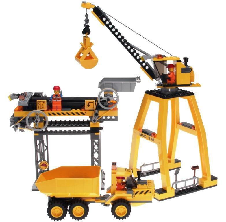 Lego City 7243 - Construction Site