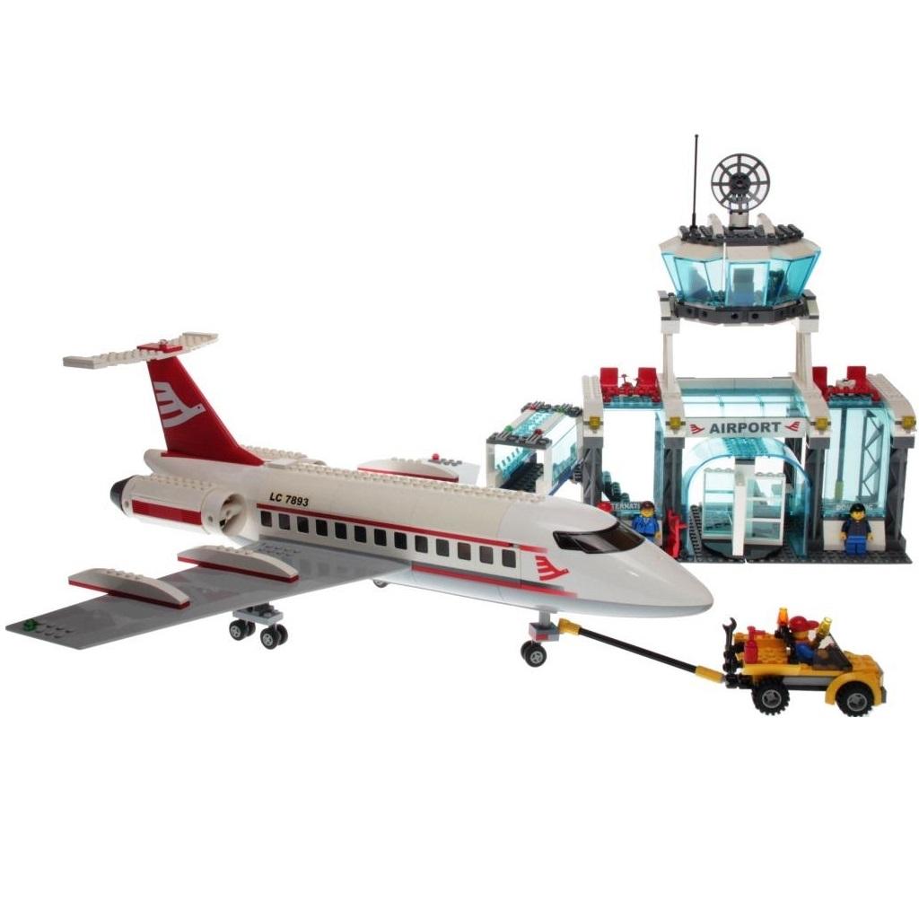 Lego City 7894 Airport Decotoys