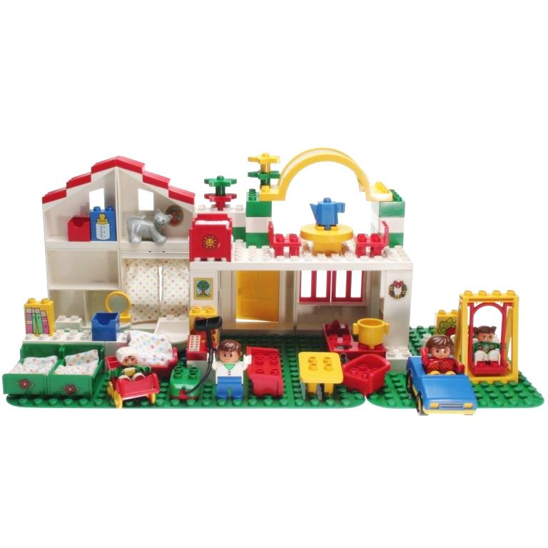 Lego Duplo 2942 Playhouse Decotoys