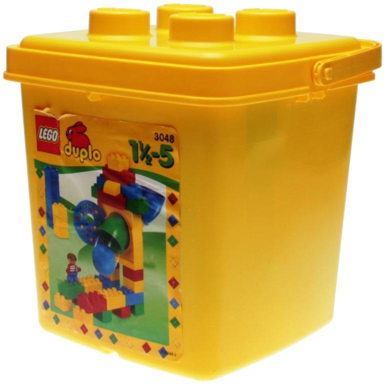 Lego Duplo 3048 Medium Idea Bucket Decotoys