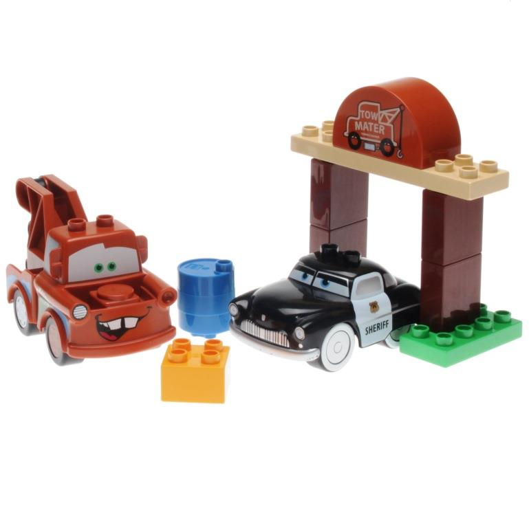 lego 5814 duplo cars hooks schrottplatz Stimulated by the standard lego brick, lego duplo bricks are constructed to black friday 2014 lego duplo cars mater's yard 5814 from lego the cool tow hook in.