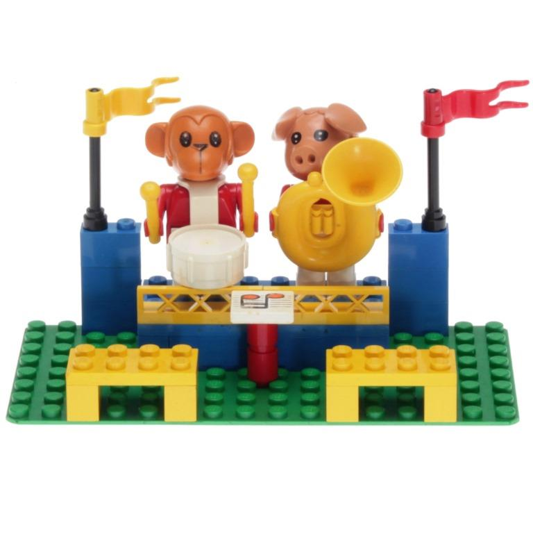 Lego Fabuland 3631 Orchestra Decotoys