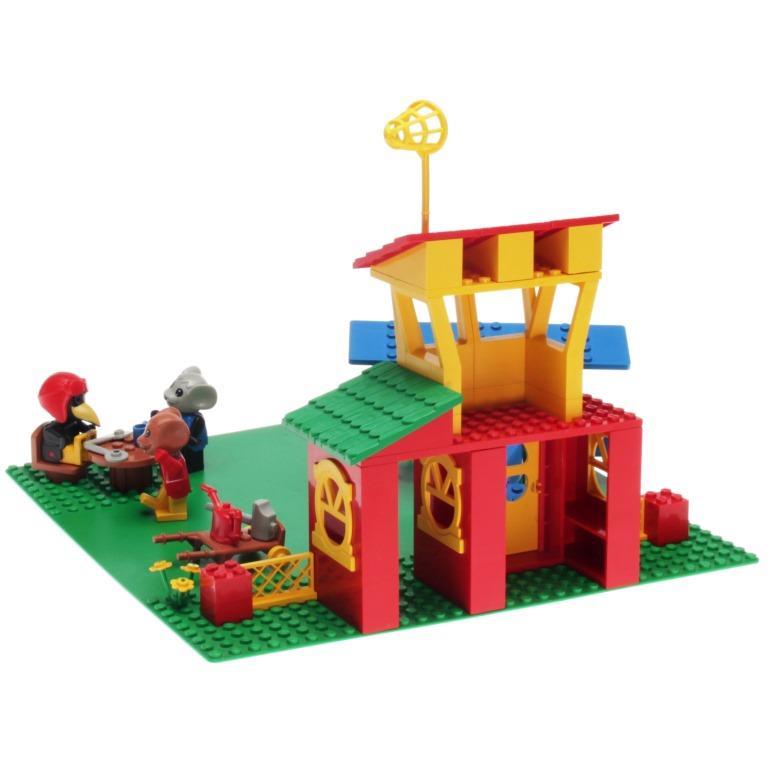 Lego Fabuland 3671 Airport Decotoys