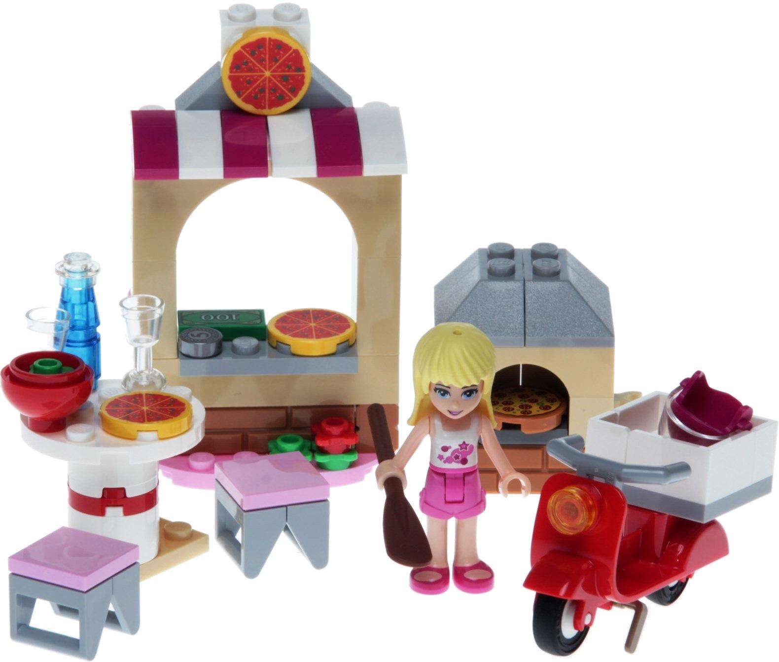 Lego Friends 41092 Stephanies Pizzeria Decotoys