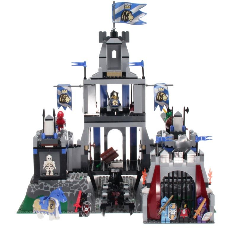 LEGO Knights Kingdom 8781 - The Castle of Morcia - DECOTOYS