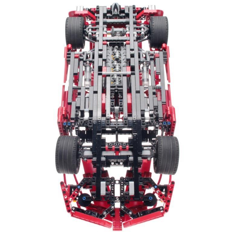 Lego Racers 8653 Enzo Ferrari 1 10 Decotoys