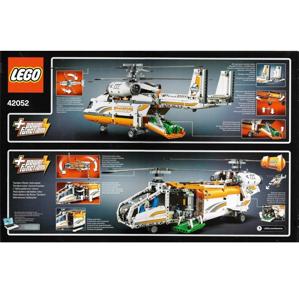 Technic Lego Decotoys 42052 Schwerlasthubschrauber Schwerlasthubschrauber Decotoys Technic 42052 Lego Technic 42052 Lego 6bfIYygv7