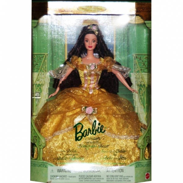 BARBIE - 24673 - 1999 Disney Beauty and The Beast Belle