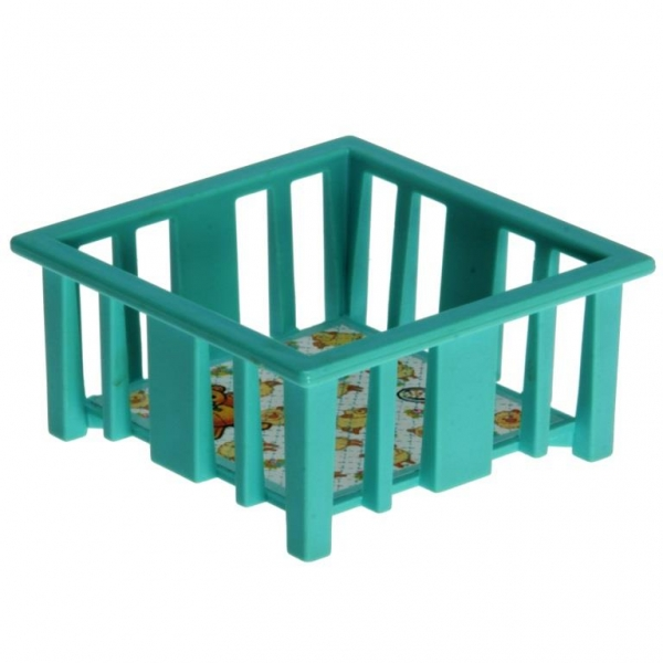 Fisher-Price - Furniture Playpen-Crib - FPT93
