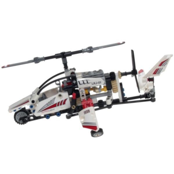 Lego 42057 Ultraleicht Decotoys Hubschrauber Technic QBoeEdWCxr