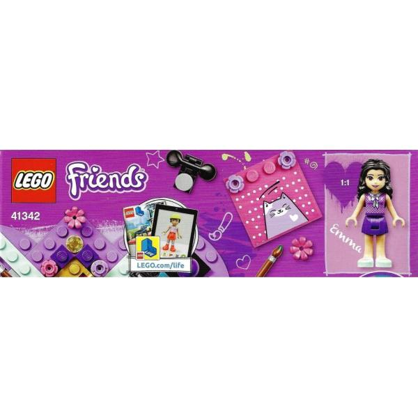 LEGO Friends 41342 - Emma's Deluxe Bedroom