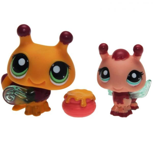 Littlest Pet Shop - Prized Pets 94430 - 1798 Bee, 1799 Bee
