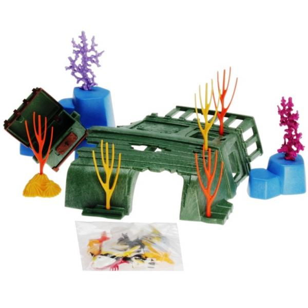 Playmobil - 6545 Coral reef with marine animals