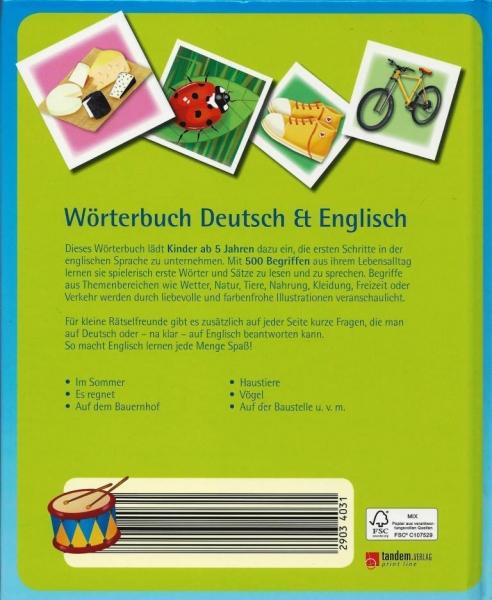 Woerterbuch Deutsch Englisch Offline