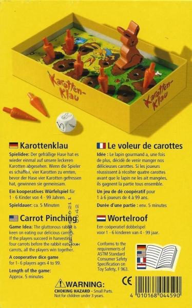 Karotten Spiele