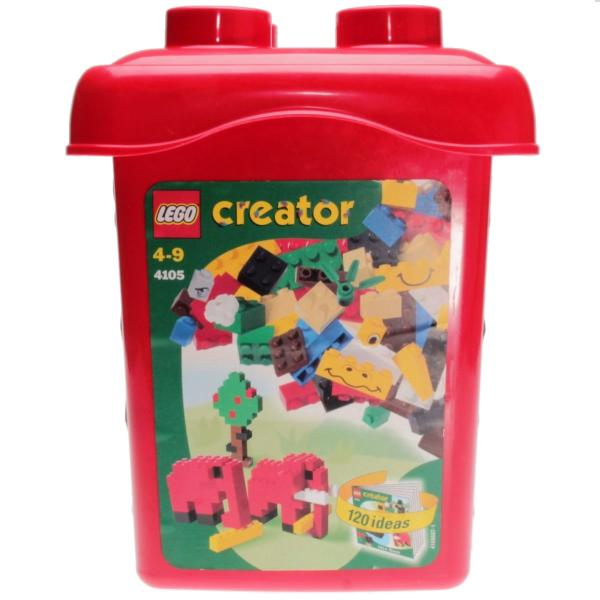 LEGO Creator 4105 - Imagine and Build