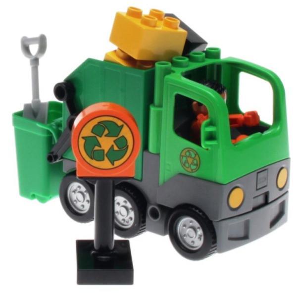 LEGO Duplo 4659 - Müllabfuhr - DECOTOYS