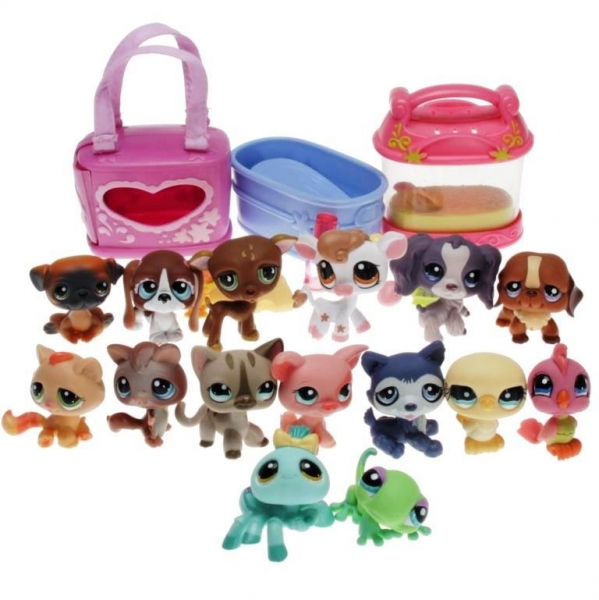 Littlest Pet Shop - Costo 20pk. 18004 - 1205-1224