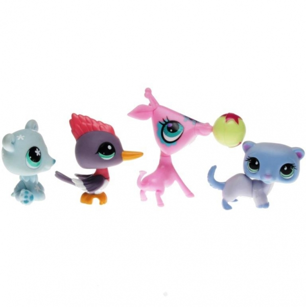 Littlest Pet Shop -  Custom Figuren Set 002