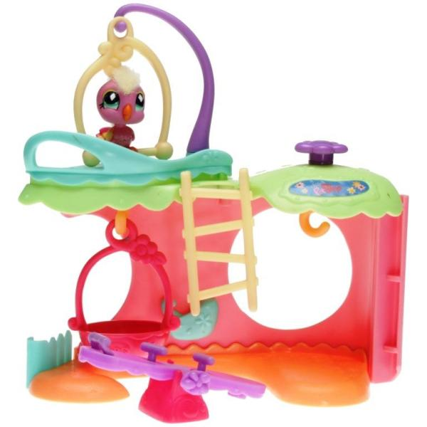 Littlest Pet Shop - Display & Play 63590 Pet Playground
