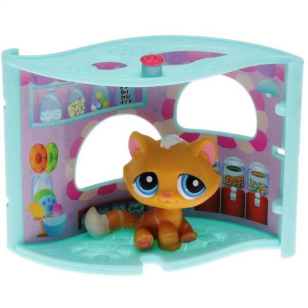 Littlest Pet Shop - Pet Nook - 0349 Kitten