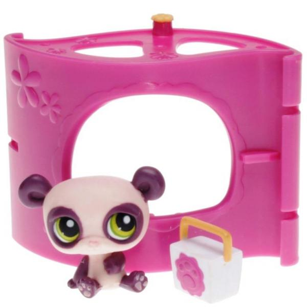 Littlest Pet Shop - Pet Nook - 0353 Panda