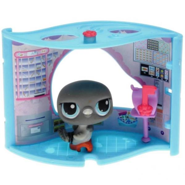 Littlest Pet Shop - Pet Nook - 0356 Dove