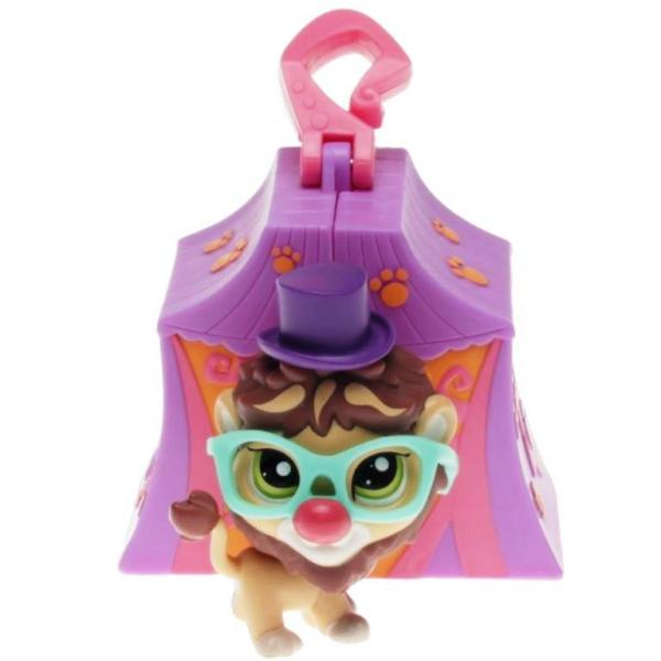 Littlest Pet Shop - Pets on the Go 25796 - Lion 1874
