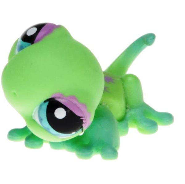 Littlest Pet Shop - Singles - 1215 Gecko
