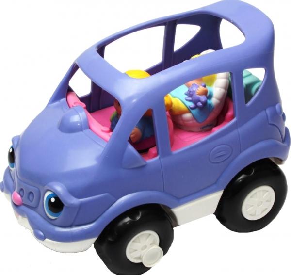 Fisher-Price Little People J0242 - Lil' Movers SUV