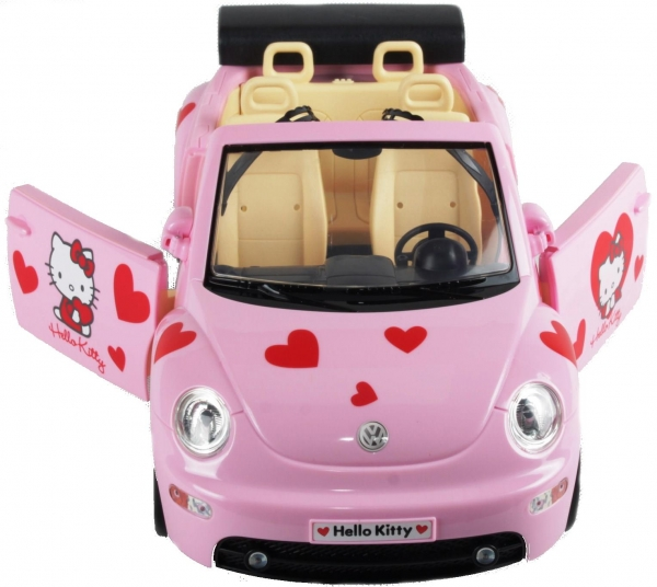 Simba 105733298 - Hello Kitty Beetle