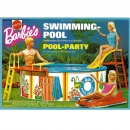 BARBIE - 1974 - 90-7795 Barbie Swimming-Pool