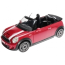 BARBIE - 2012 - Barbie and Ken My Cool Red Mini Cooper Convertible