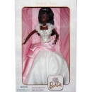 BARBIE - 21509 - 1998 Birthday Wishes Black Barbie Doll Collector Edition