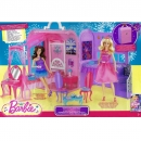 BARBIE - X3706 The Princess & The Popstar Princess Playset