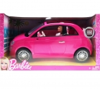 BARBIE - 2012 - Y6857 Fiat, Auto inklusive Puppe