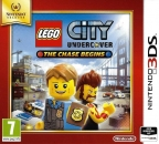Nintendo 3DS - LEGO City Undercover: The Chase Begins