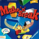 Ravensburger 885633 - Make 'n' Break - Coop Hello Family Edition